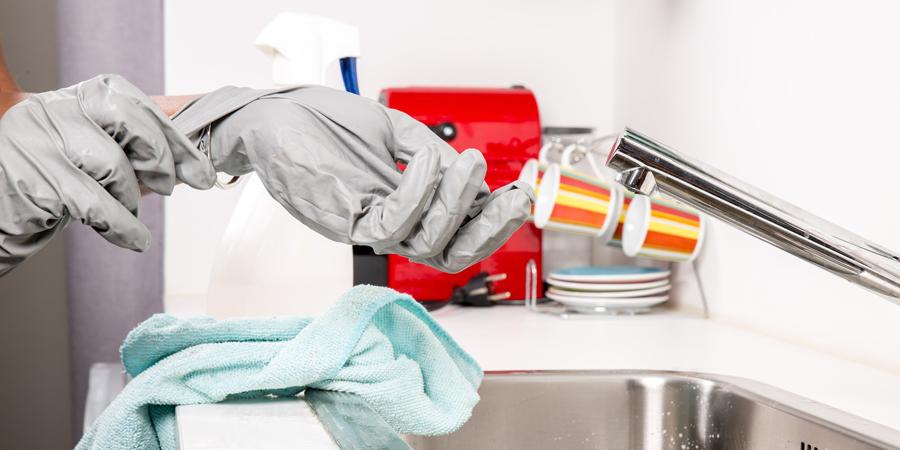 como limpiar campana de cocina